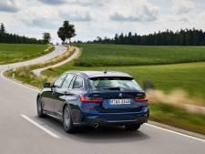 De nieuwe BMW 3-Serie Touring verrast (bijna) nergens