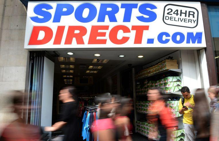 Beeld ter illustratie, Sports Direct.