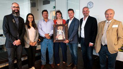 Zustergemeente uit Peru week lang op bezoek in Edegem om stedenband te versterken