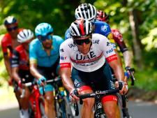 Le maillot rose change d'épaules au Giro