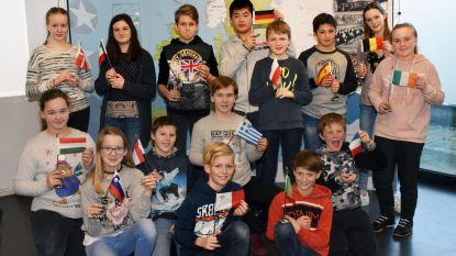 Leerlingen debatteren over opvang vluchtelingen