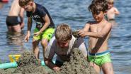 Eerste zomerse temperaturen zorgen meteen voor grote toestroom aan Nieuwdonk