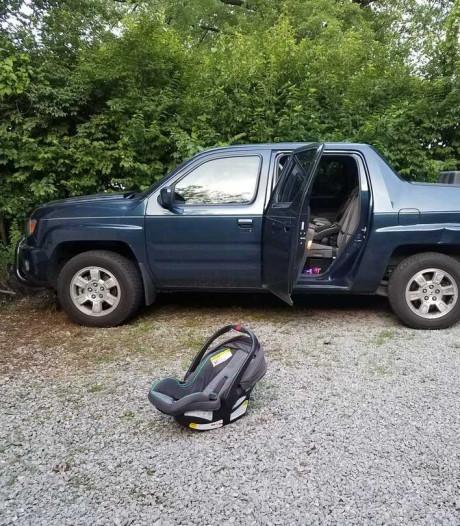 Geadopteerde baby overlijdt in snikhete auto nadat vader haar vergat