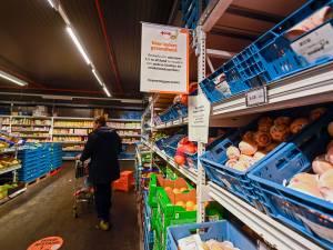 Les prix dans les supermarchés ont augmenté de 6,6%, Colruyt reste le moins cher