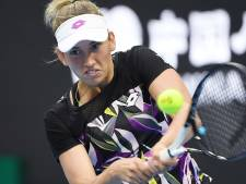 Elise Mertens revient à Hobart, où elle a décroché ses deux premiers titres
