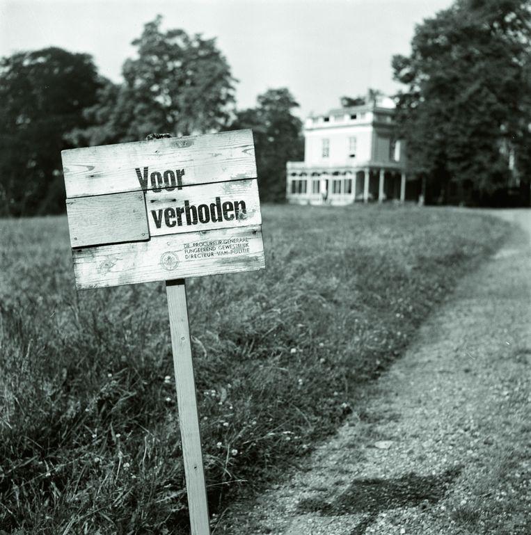 Arnhem, zomer 1945. Beeld Particuliere collectie