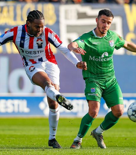 LIVE | PEC loert op de counter tegen Willem II
