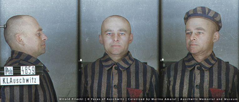 Op 21 september 1940 arriveert Witold Pilecki in Auschwitz. Hij krijgt identificatienummer 4859.