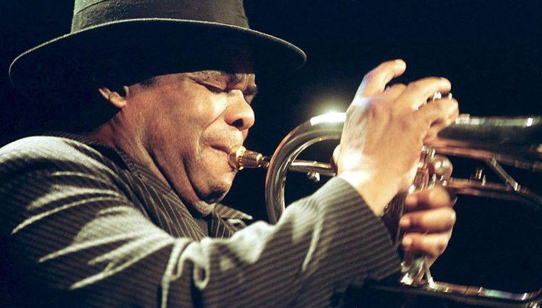 Freddie Hubbard in 2001. Foto EPA Beeld