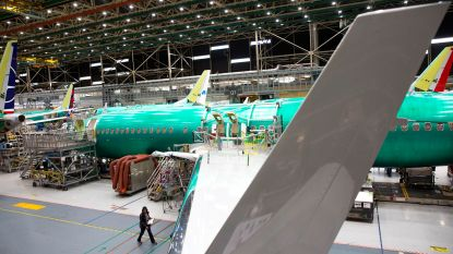 Boeing laat werknemers vrijwillig vertrekken