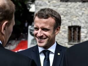 Sur son téléphone, Macron peut mesurer en temps réel l'efficacité de ses ministres