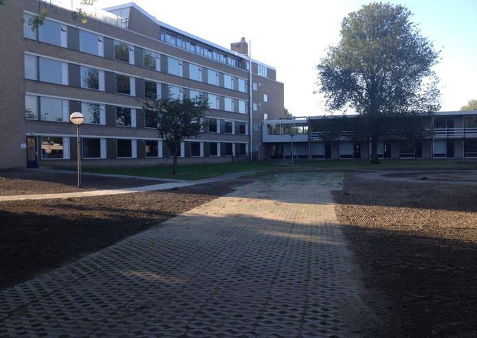 Swerf-Rust in Middelburg.