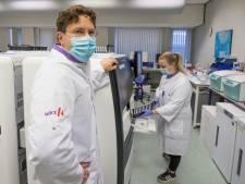 Het Covid-19-laboratorium in Goes: 'Komt er ooit nog zoiets interessants op mijn pad?'