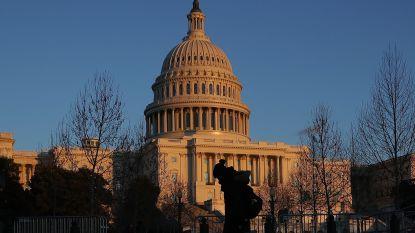 Shutdown op laatste nippertje vermeden: akkoord in Amerikaanse Senaat over begroting 2018 en 2019