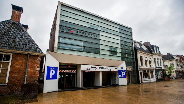 Een parkeergarage van Qpark in Groningen. Beeld anp