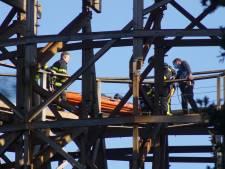 Medewerkster Efteling onwel: hulpdiensten beklimmen achtbaan Joris en de Draak