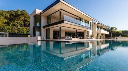 Luxevastgoed in Knokke is koopje in vergelijking met deze villa in LA