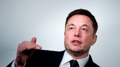 "Musk zegt ""sorry"" aan Britse reddingsduiker na pedo-opmerking"