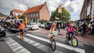 Grondmarkeringen voor meer verkeersveiligheid aan Ekerse scholen