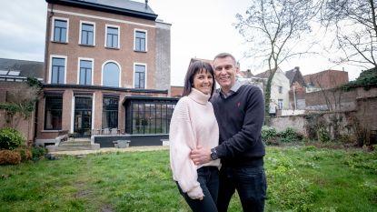 """Koppel verbouwt herenwoning tot boutique hotel: """"Koning Boudewijn is in onze kelder komen vergaderen"""""""
