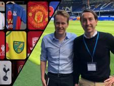 Velpse broertjes hebben succes met veilen van bezwete voetbalshirts: 7000 euro voor het kloffie van Modrić