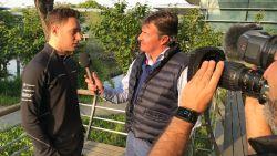 """Onze F1-watcher in China: """"Ik zie bij Stoffel geen enkele hint van een glimlachje. Onze Belg in de Formule 1 is niet echt tevreden"""""""