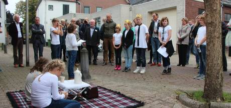 Nederlandse royals 'weer' in Borculo na stormramp