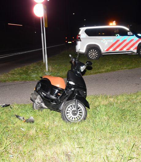 Man gewond door aanrijding in Middelburg