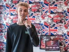 Voice Kids-talent Benjamin (16) komt met eigen lied: 'Gaat over wat er allemaal in de wereld gebeurt'