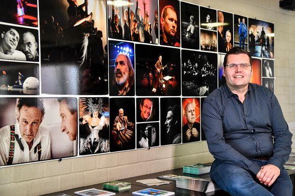 Jeroen Wiggeleer reageert teleurgesteld op het nieuws dat alweer een concert moet verplaatst worden.