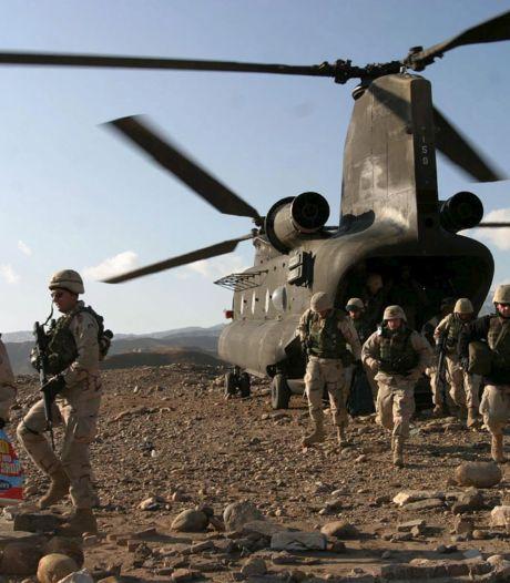 'Osamakillers gedood bij crash helikopter'
