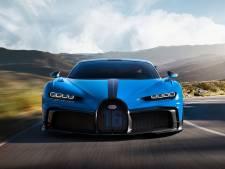 Zoveel kost een Bugatti Chiron per maand als leaseauto