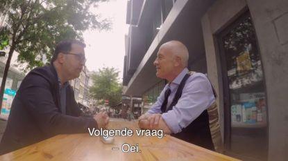 PREVIEW. Geert Hoste legt Wouter Van Besien op de rooster