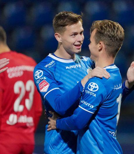 Jonkies FC Den Bosch houden Almere City van koppositie af: 'We hebben karakter getoond'
