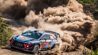 Neuville nieuwe WK-leider na winst Rally van Portugal