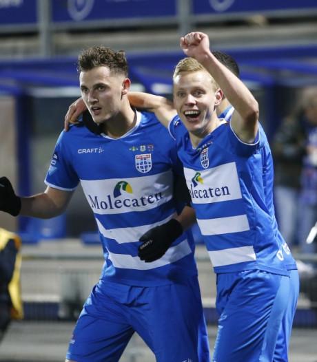 Leemans door dikke enkel vraagteken voor NAC; PEC Zwolle heeft Dekker terug