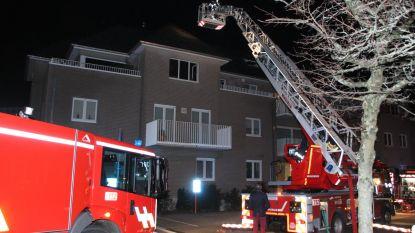 Appartement onbewoonbaar na brand