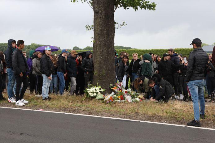 Herdenking voor omgekomen man (20) uit Schijndel