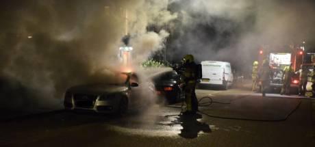 Verdachte in brand zetten auto beveiliger coffeeshop draait mogelijk honderd dagen de cel in