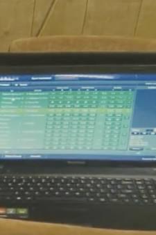 Gokzuil aangetroffen bij actie tegen illegaal gokken