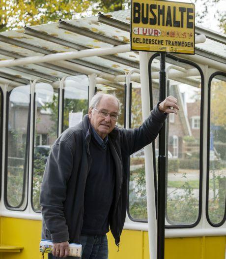 Ov-erfgoed voor tijdelijk busloos 'Rekken Centraal'