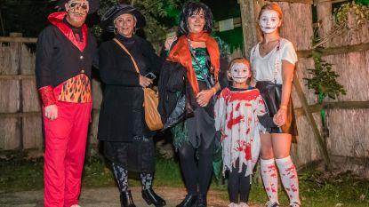 Griezelen aan het Donkmeer: halloweentocht lokt weer duizenden bezoekers