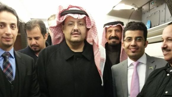 Sultan bin Turki bin Abdulaziz.
