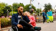Papa Sergio (32) is overleden, vijf weken nadat zijn laatste wens in vervulling ging in Plopsaland