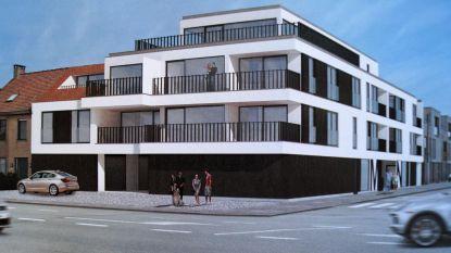 Garage Decleir ruimt plaats voor flatgebouw