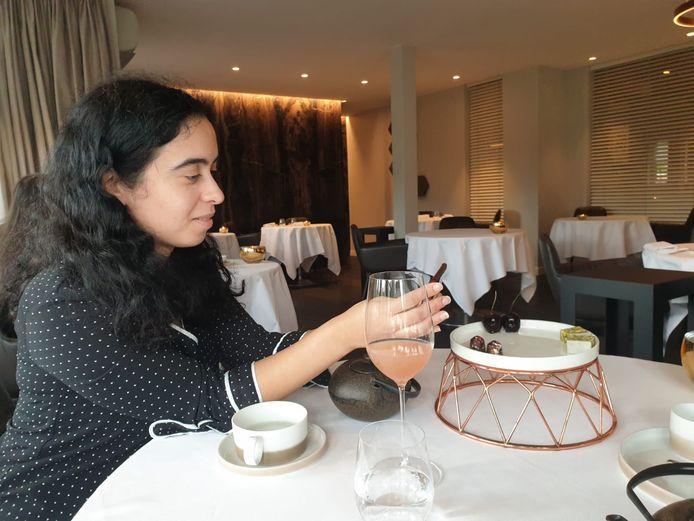 Alles gaat op de foto, zo ook hier bij restaurant De Lindehof in Nuenen