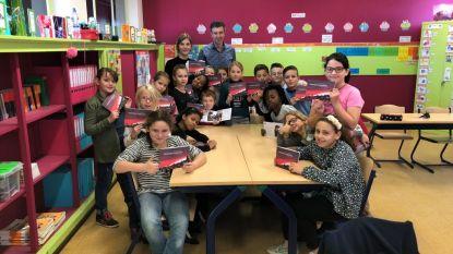 1.000 kinderen krijgen leesboekje over oorlog cadeau
