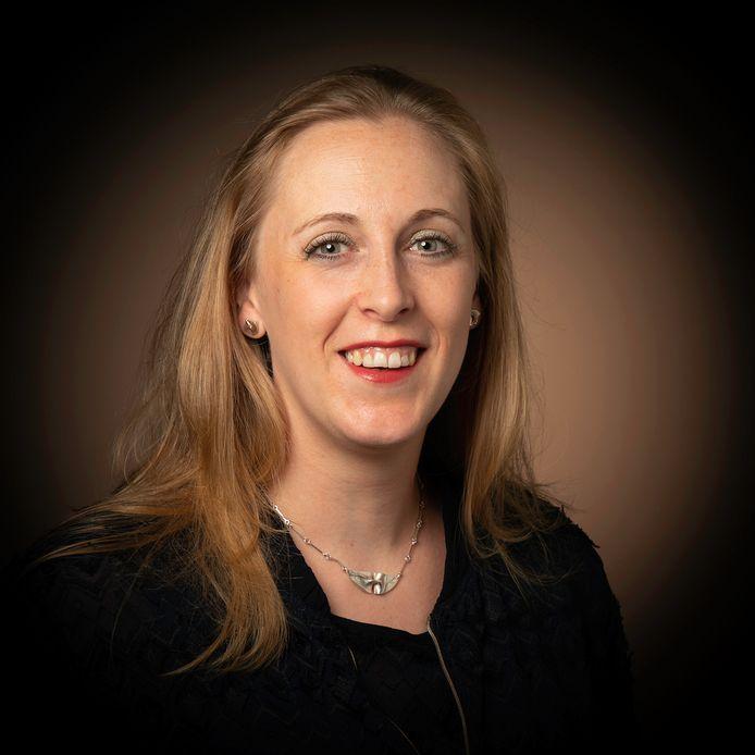 Anne Cristien Spekle, fractievoorzitter van de VVD in Oisterwijk