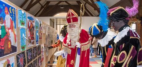 De Sint als gast tijdens Open Kerkendagen in Haghorst