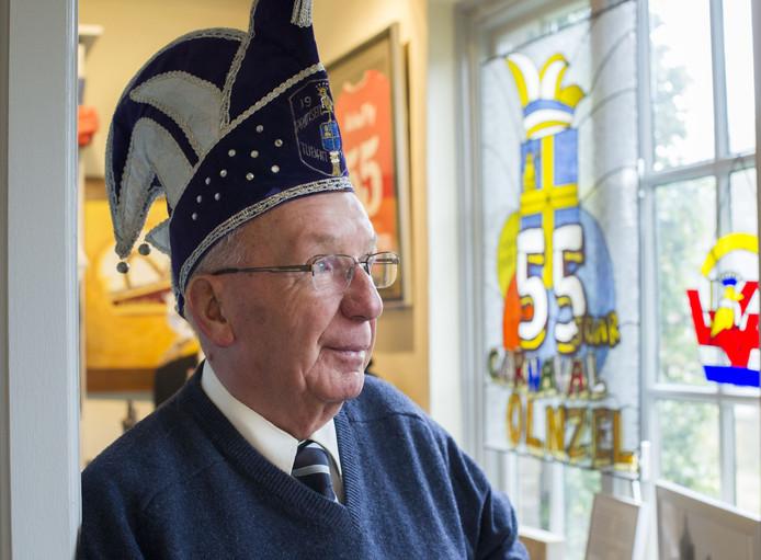 Evert Oostvogel overleed dinsdagochtend plotseling op 89-jarige leeftijd.